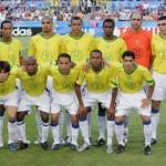 【ブラジル代表天才3人組】ロビーニョ・ロナウジーニョ・ロベカルにボールを渡すとこうなるwww