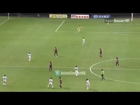 【2014年J2年間最優秀ゴール賞】札幌FW都倉賢の左足スーパーゴール!!!