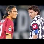 【デル・ピエロvsトッティ】イタリアを支えた2人の天才ファンタジスタ