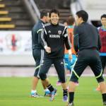 【日本代表GK3人】彼ら3人による、正確無比なパントキックがスゴかった!