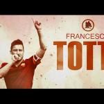引退せずに来季も現役続行へ。ローマの王様・トッティが目指す01年以来のセリエA優勝。