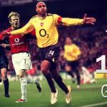 1位は記憶に残るあのゴール?UEFAチャンピオンズリーグ歴代ゴール100選!