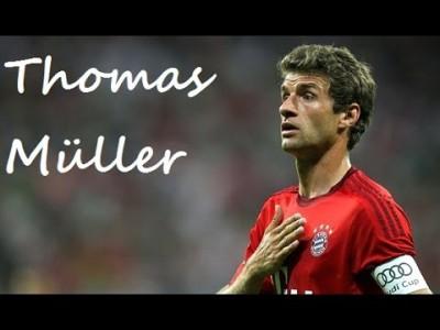 バイエルン、ドイツ代表に欠かせないトーマス・ミュラーの何が凄いか分からないあなたへ。