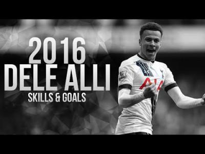 【15-16 PFA最優秀若手選手賞】ジェラードが大絶賛しているデレ・アリを知らないあなたへ。