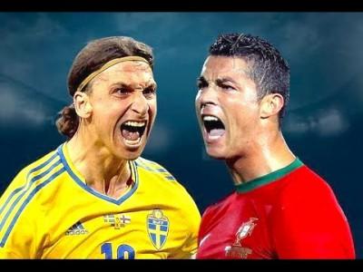 イブラ、C.ロナウドにレヴァンドフスキ…EURO2016で苦戦するリーグ得点王たち。