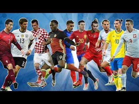 見事にハズレたEURO2016決勝カード予想。サッカー好きのあなたが予想するEURO2016決勝は??