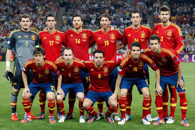 得点力不足に嘆く王者スペイン。史上初のユーロ3連覇に必要不可欠な点取り屋の存在。